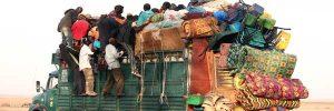 Afrikai szárazföldi fuvarozás