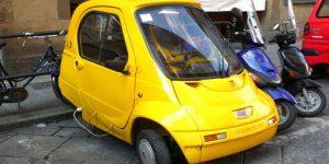 6 kicsi autó
