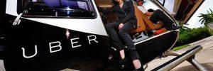 Végre! Nemsokára repül az Uber.